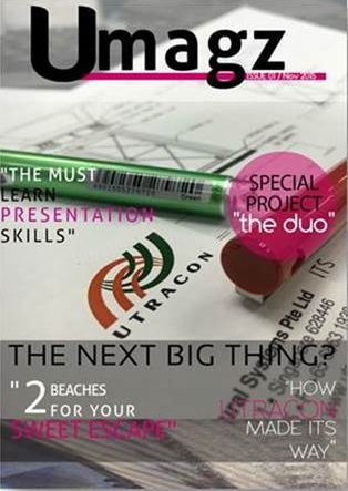 Umagz first issue